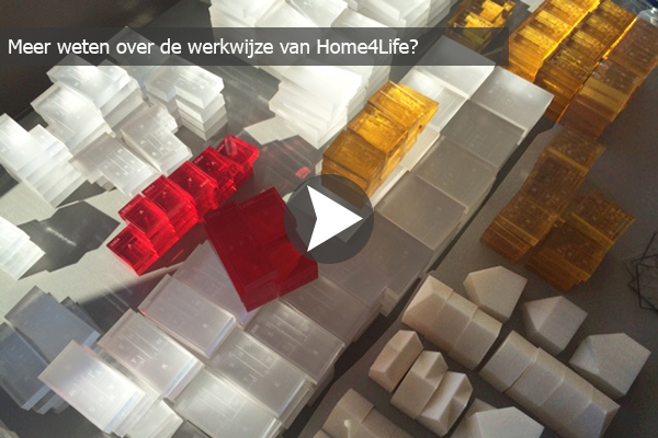 Werkwijze Concept Home4life WeSolve Projects BV